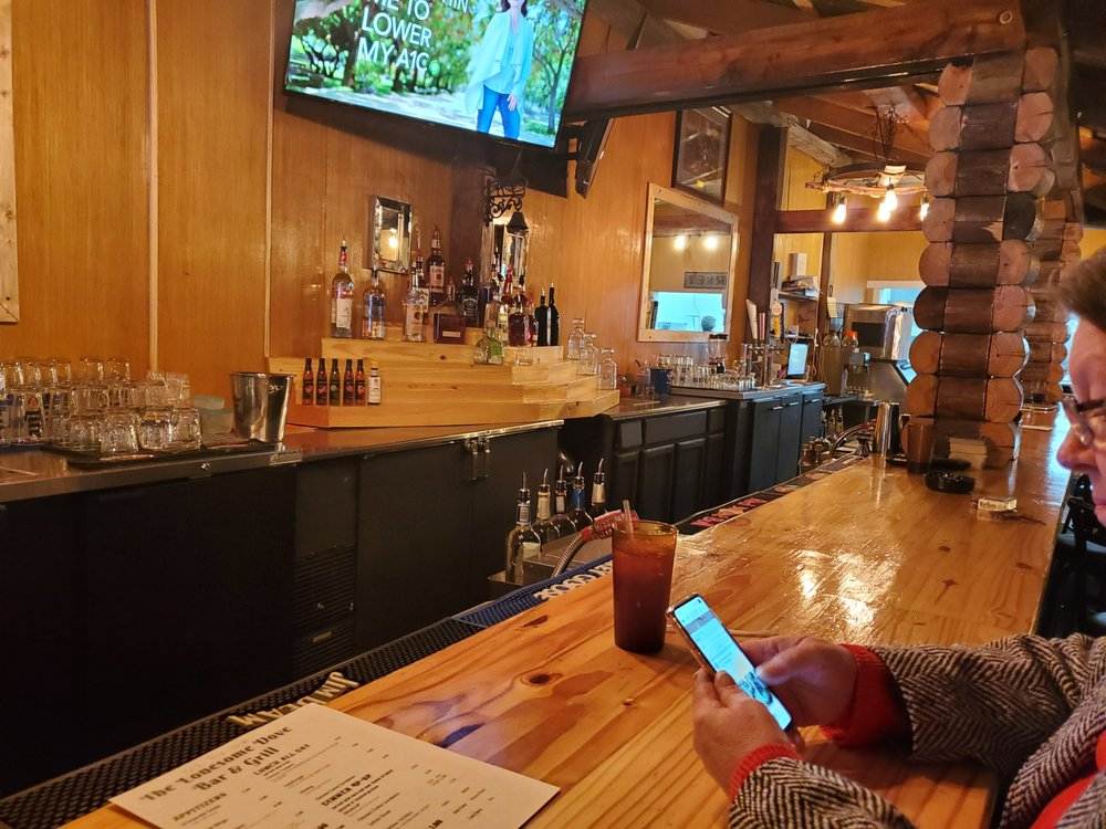 Lonesome Dove Bar and Grill: 25259 Jefferson St, Richland Center, WI