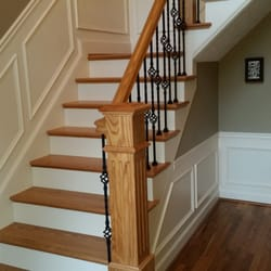 Photo Of Southeastern Stair Company   Hiram, GA, United States. Complete  Stair And