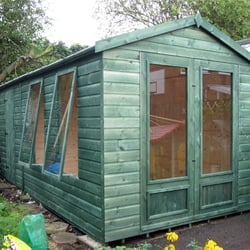 photo of sheds southend on sea essex united kingdom - Garden Sheds Essex