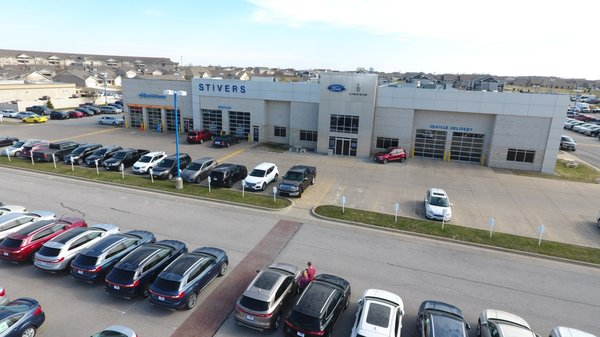 Stivers Quick Lane >> Stivers Ford Lincoln 1450 E Hickman Rd Waukee Ia Auto Parts