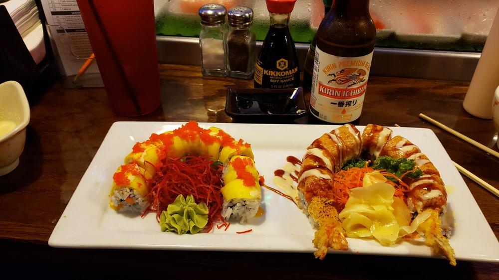 Bella Hibachi & Sushi: 175 Kelsey Ln, Lenoir City, TN