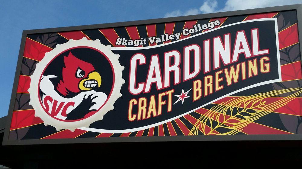 Cardinal Craft Brewing: 15579 Peterson Rd, Burlington, WA
