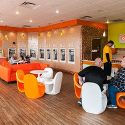Photo Of Orange Leaf Frozen Yogurt   Avon, IN, United States