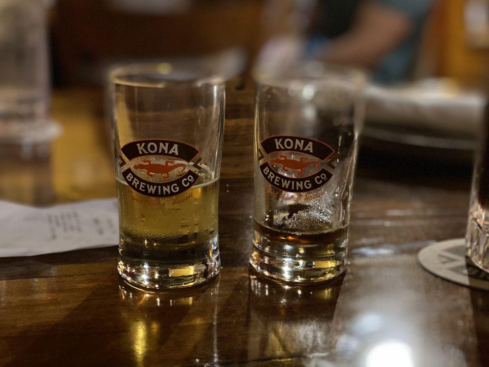 Kona Brewing Company: 74-5612 Pawai Pl, Kailua-Kona, HI