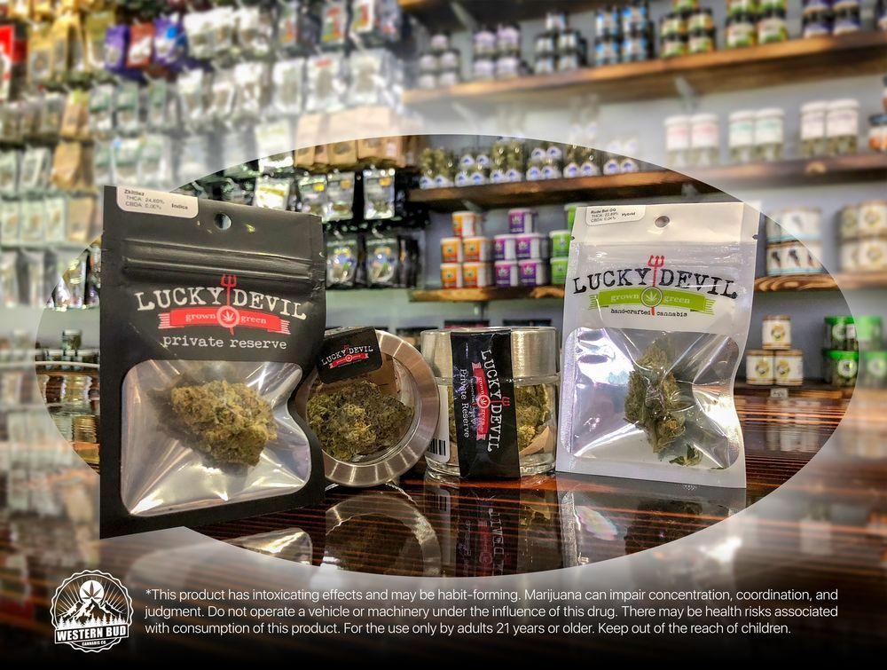 Western Bud Cannabis: 11401 Rainier Ave S, Seattle, WA