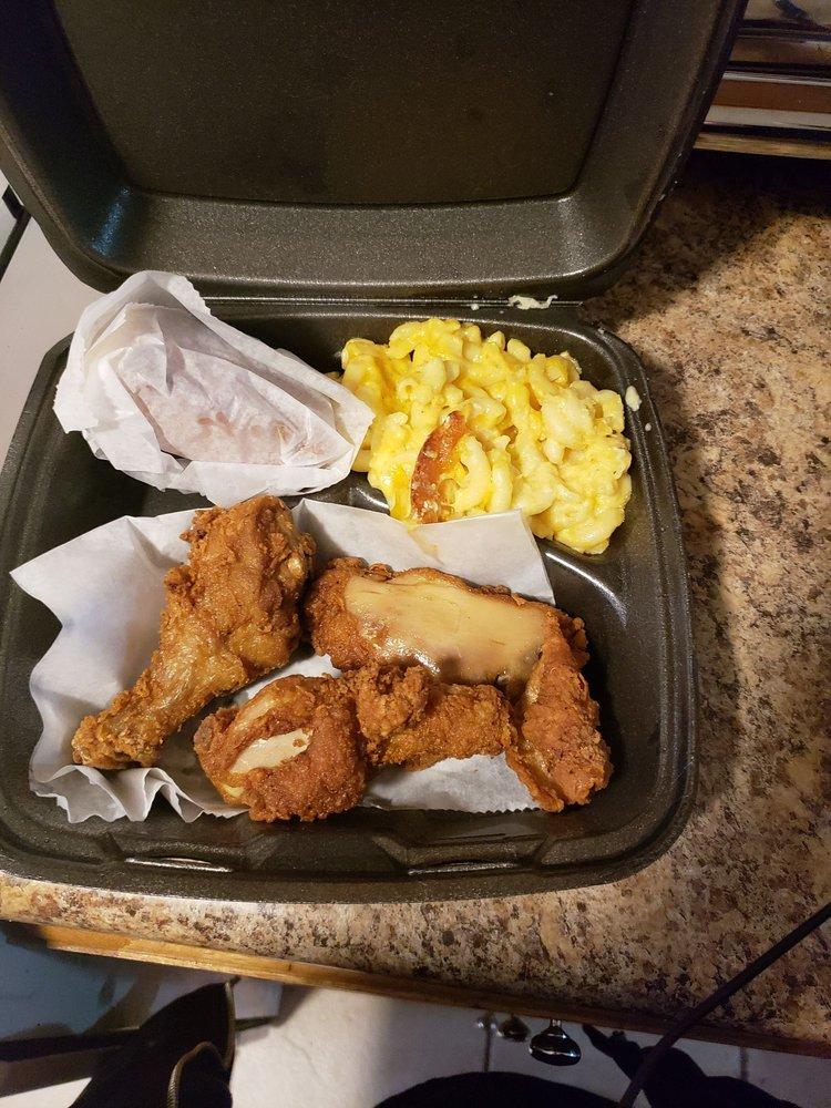 Food from Vonda's Kitchen