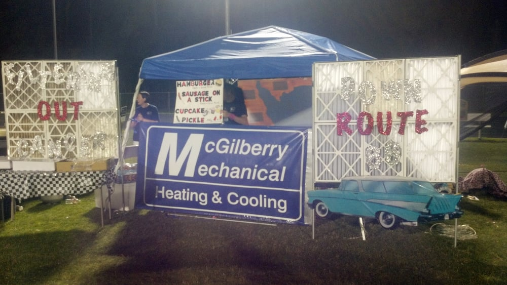 Mcgilberry Mechanical Heating & Cooling: 1618 Hwy 30 E, Huntsville, TX