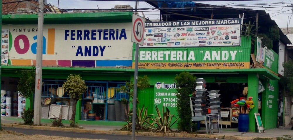 Ferreter a andy materiales de construcci n blvd fco for Ferreteria cerca de mi ubicacion