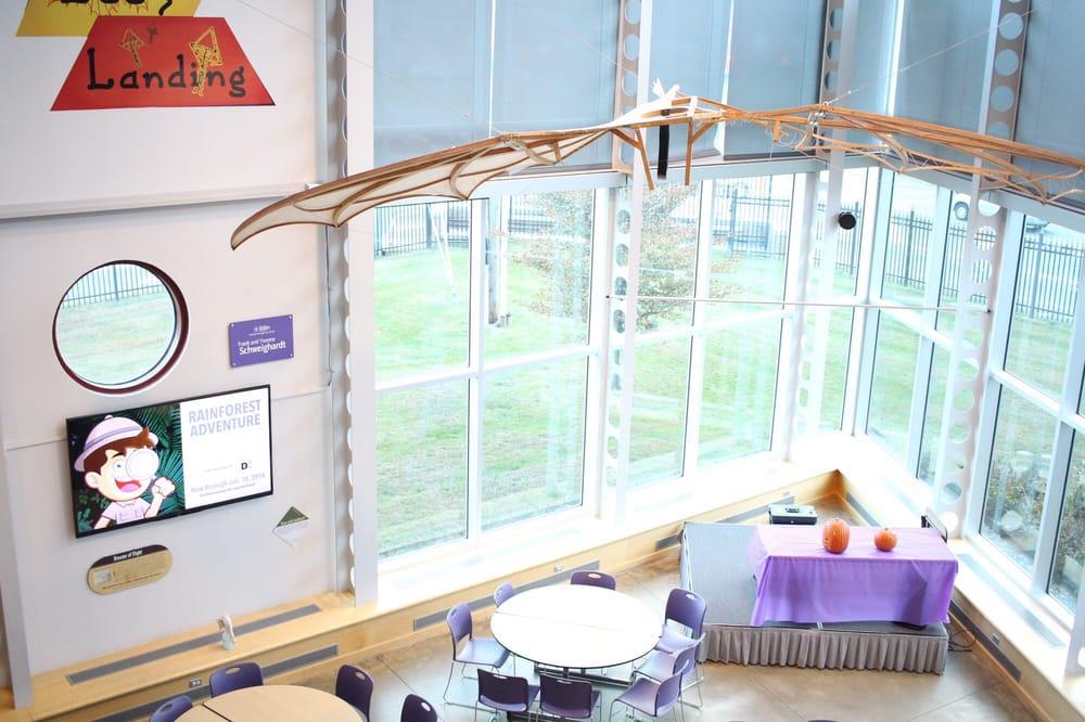 Da Vinci Science Center: 3145 Hamilton Blvd, Allentown, PA