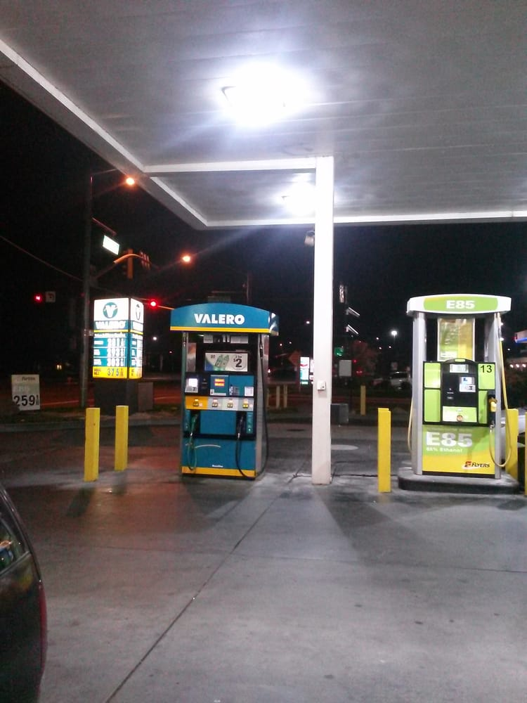 Diesel Gas Station Near Me >> Valero - Gas & Service Stations - 4250 Madison Ave ...