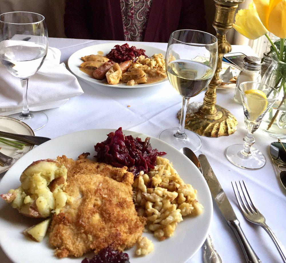Vienna restaurant and historic inn 93 photos 80 for Austrian cuisine vienna