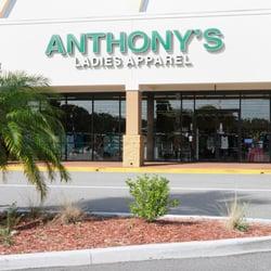Anthony's clothing store
