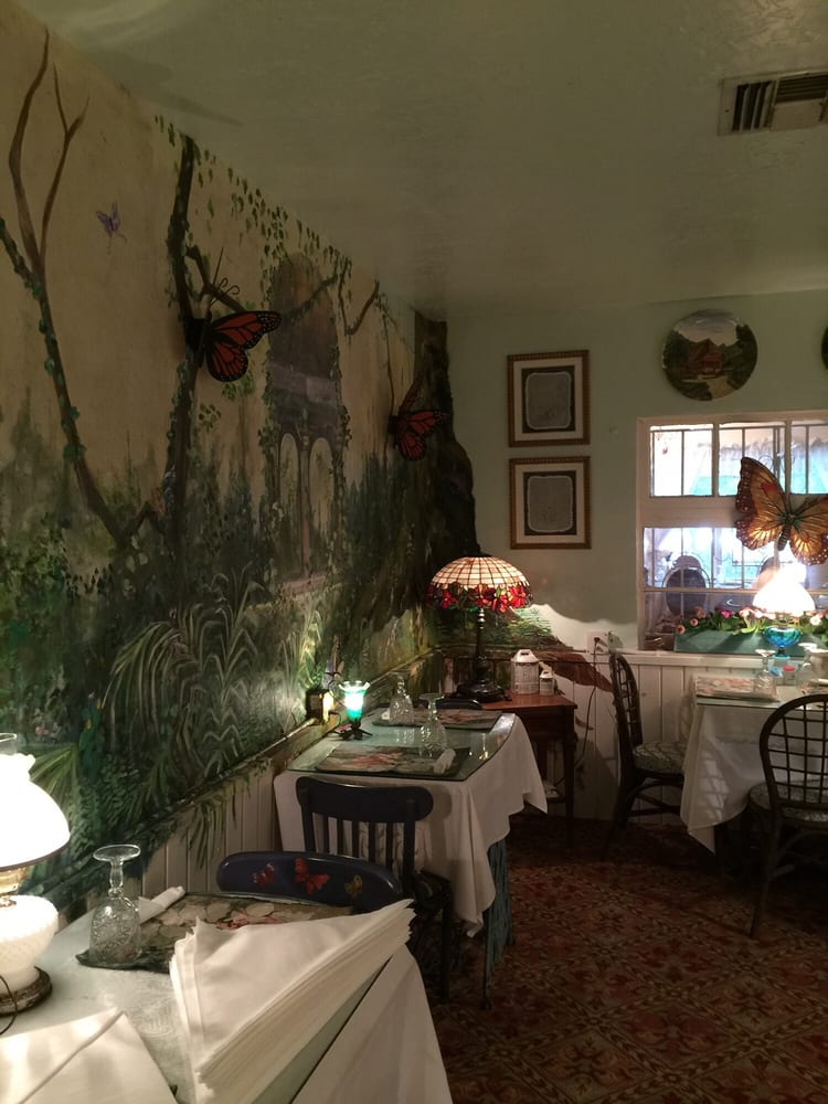 The Tea Room In Cauley Square