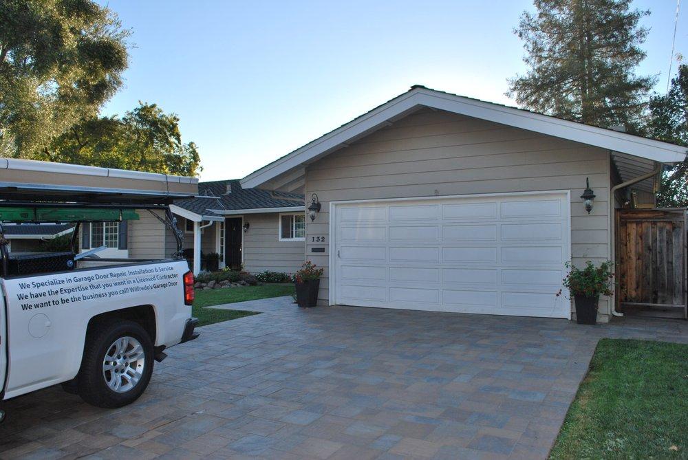 Photo Of Wilfredo S Garage Door Service Modesto Ca United States