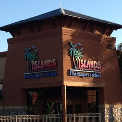 Photo Of Islands Restaurant   Folsom, CA, United States. The Outside Of  Islands