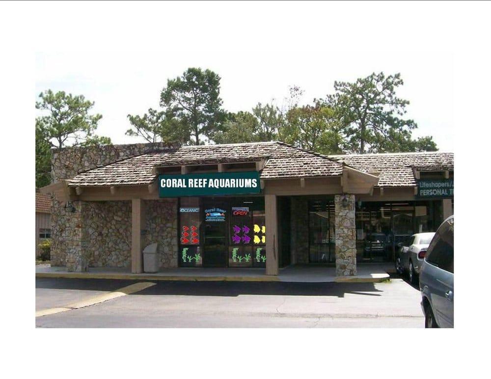 Coral Reef Aquariums: 895 Fox Valley Dr, Longwood, FL