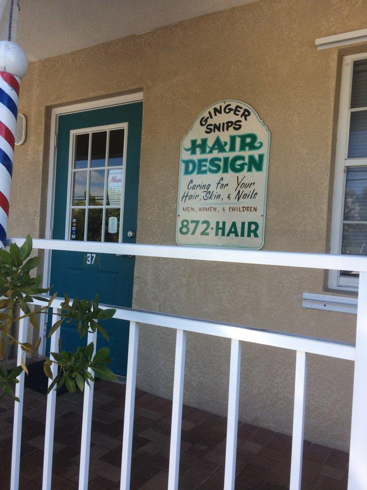 Ginger Snips Hair Design: 37 Ships Way, Big Pine Key, FL