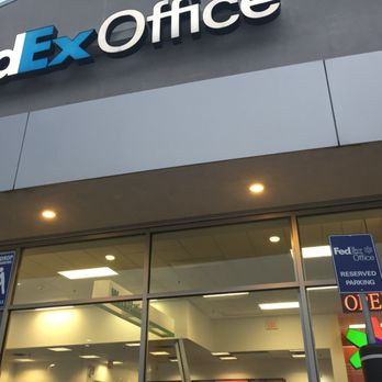 Fedex Office Print Ship Center 17 Photos Shipping Centers