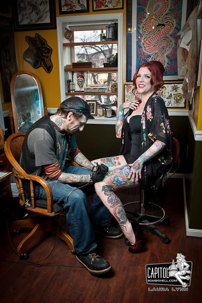 BS Tattoo Studio: 404 S Washington St, Berkeley Springs, WV