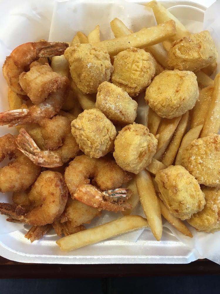 Hook Fish & Chicken: 319 Blanding Blvd, Orange Park, FL