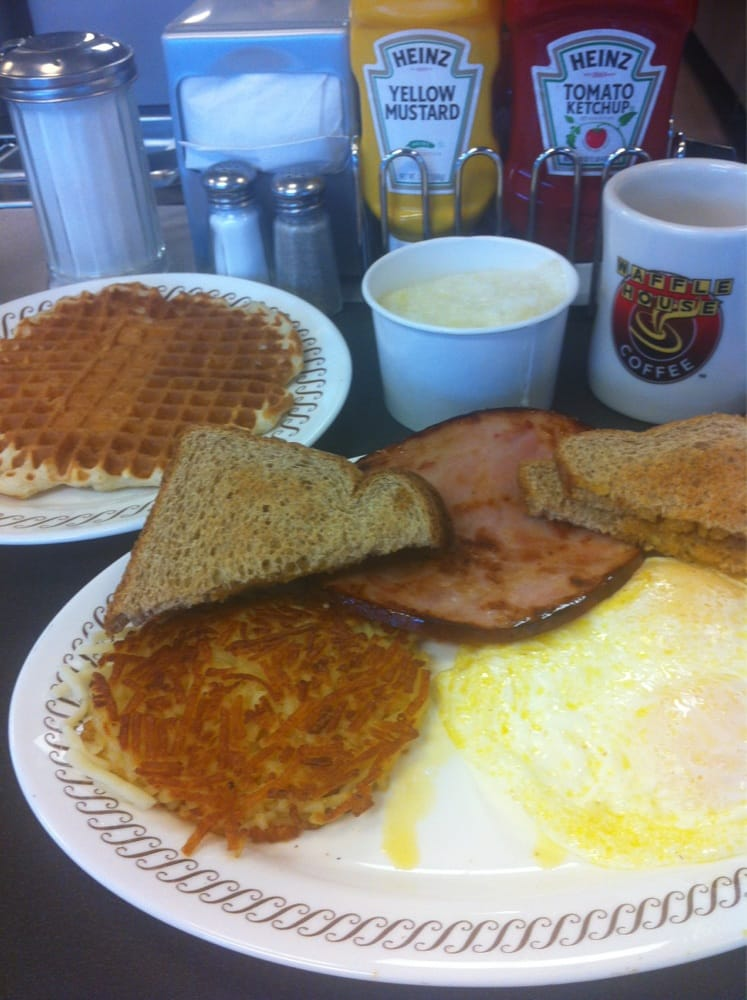 Great Waffles, Grits..
