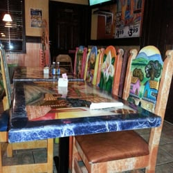 Photo Of El Rey Azteca   Gallatin, TN, United States. Chairs, Tables