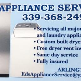 Ed S Appliance Service 15 Recensioni Vendita