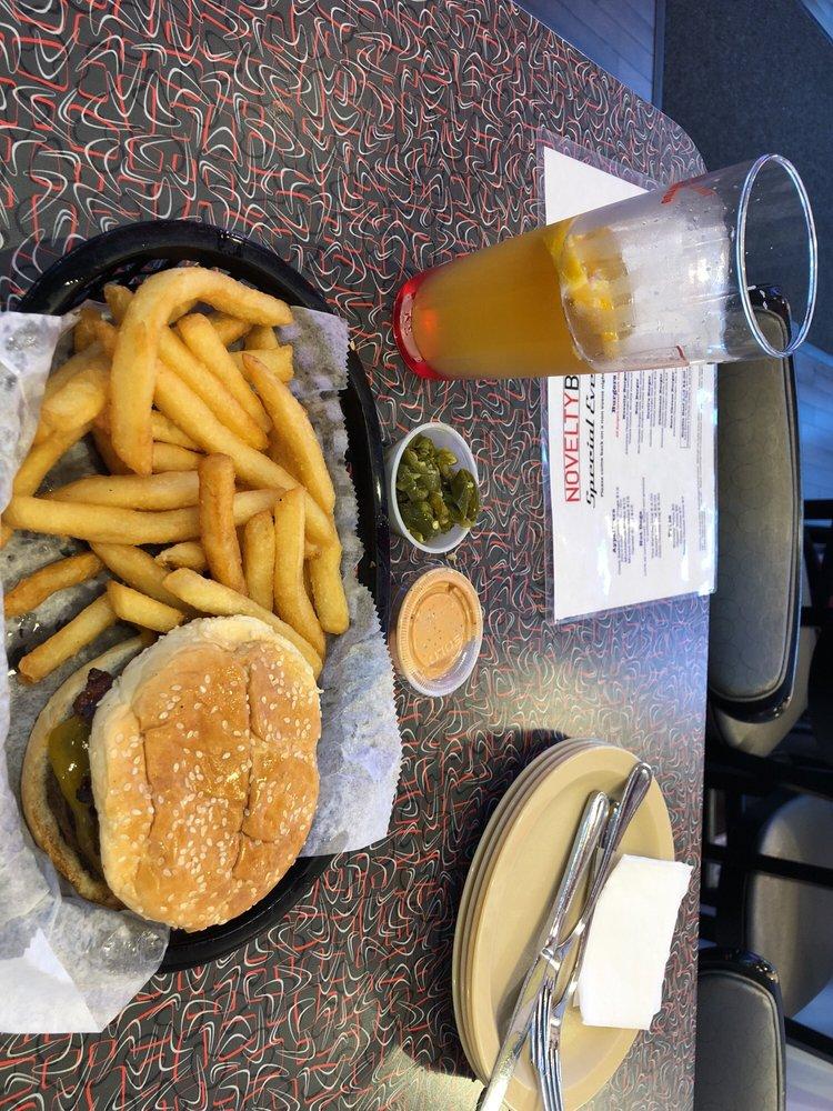 Novelty Burger and Bar