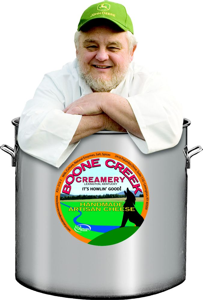 Boone Creek Creamery: 2416 Palumbo Dr, Lexington, KY