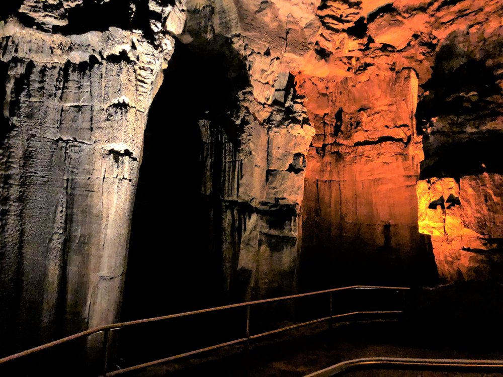 Mammoth Cave National Park: 1 Mammoth Cave Pkwy, Mammoth Cave, KY