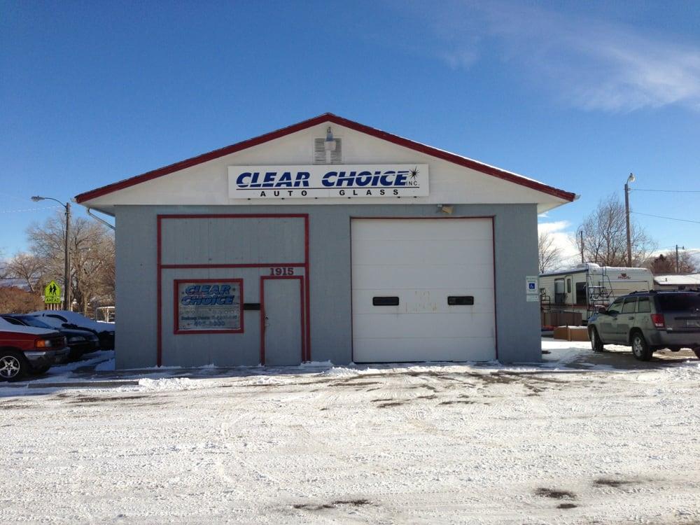 Clear Choice Auto Glass Auto Glass Services 1915 N