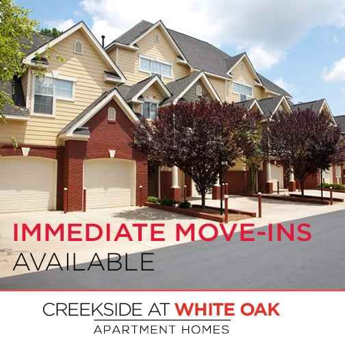 Country Creek Apartments: Creekside At White Oak
