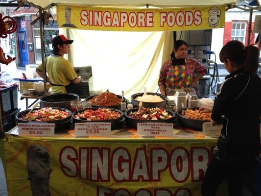 Sunday (Up)Market
