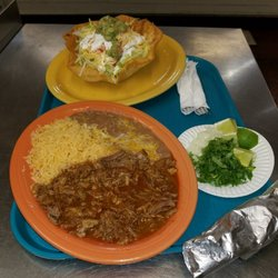 Photo Of El Zarape Mexican Food Redding Ca United States The Birria