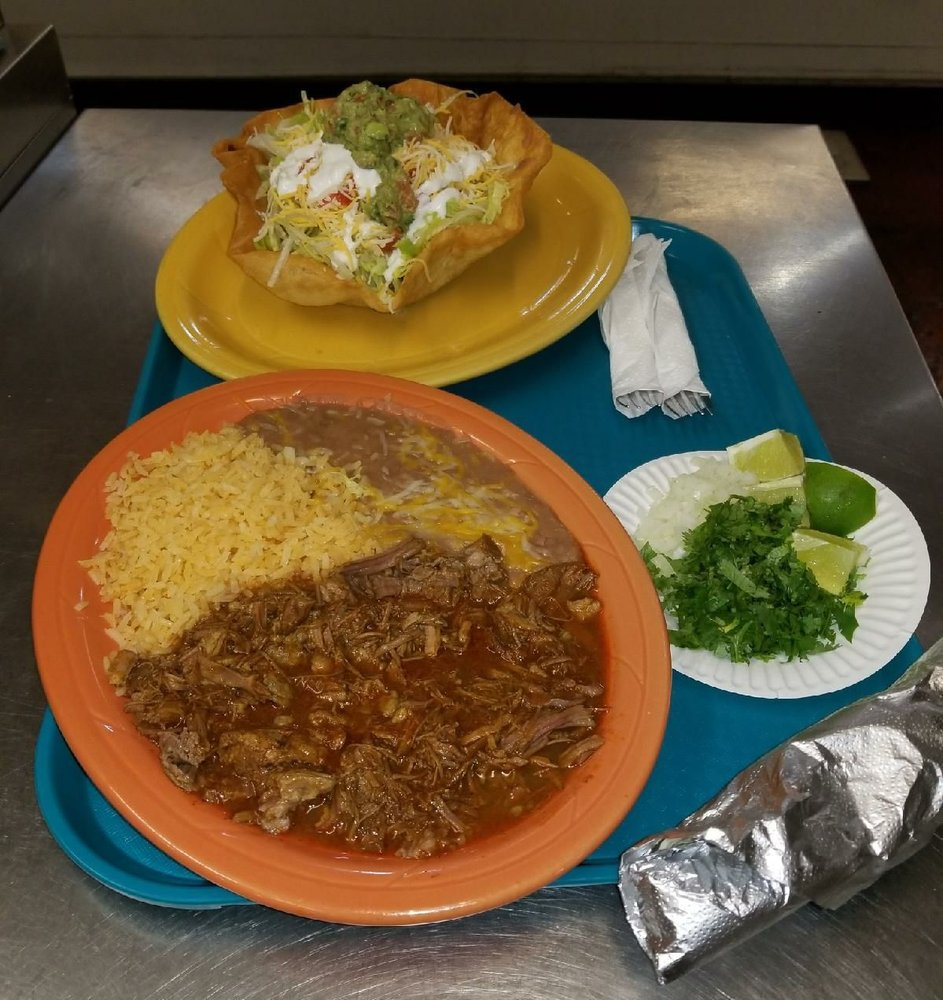 Mexican Food Twin View Blvd