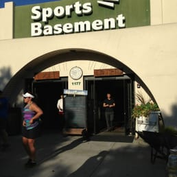 Sports Basement is a homegrown San Francisco outdoor and sporting goods retailer with four large warehouse stores in the Bay Area. At Sports Basement, our commitment to community and local neighborhoods is more than just a nice gesture; it's an integral part of who we are as a company.