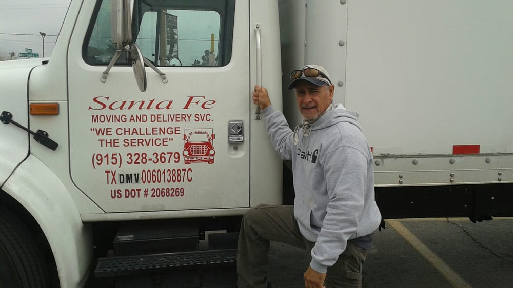 Santa Fe Moving & Delivery