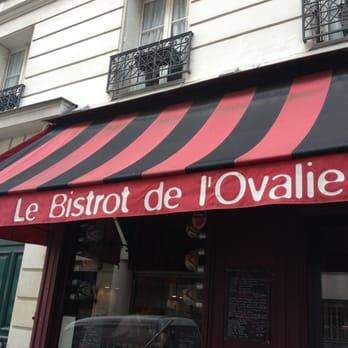 Restaurant L Ovalie Paris