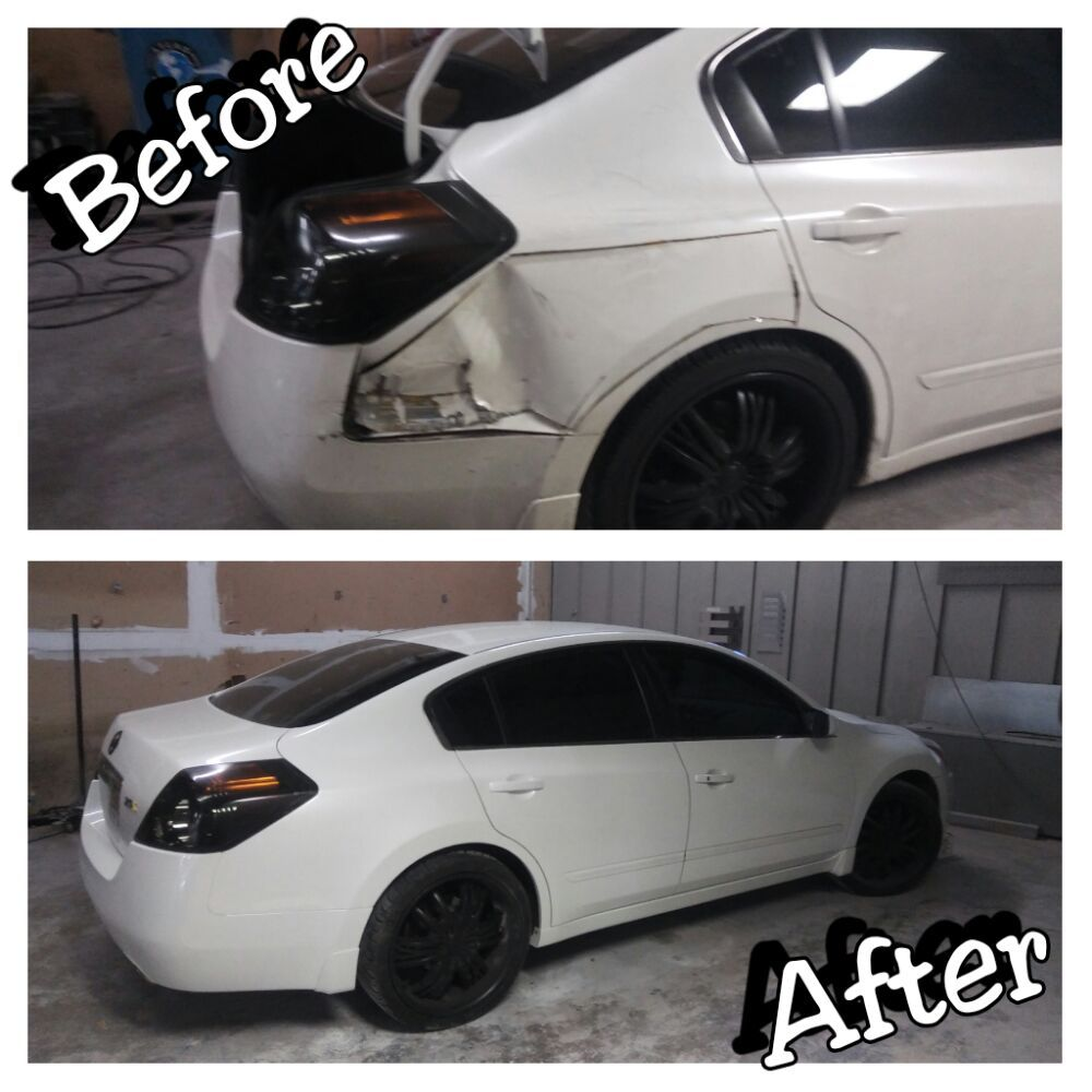 Fender Bender's Autobody