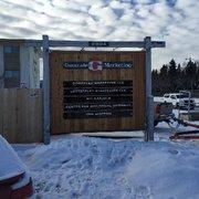 Digital blueprint printing services 903 w northern lights blvd pip marketing signs print of alaska malvernweather Choice Image