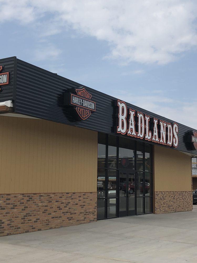 Badlands Harley-Davidson: 601 Main St, Wall, SD