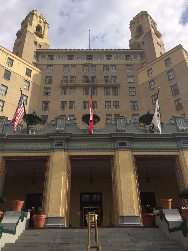 Arlington Hotel Hot Springs Spa Reviews