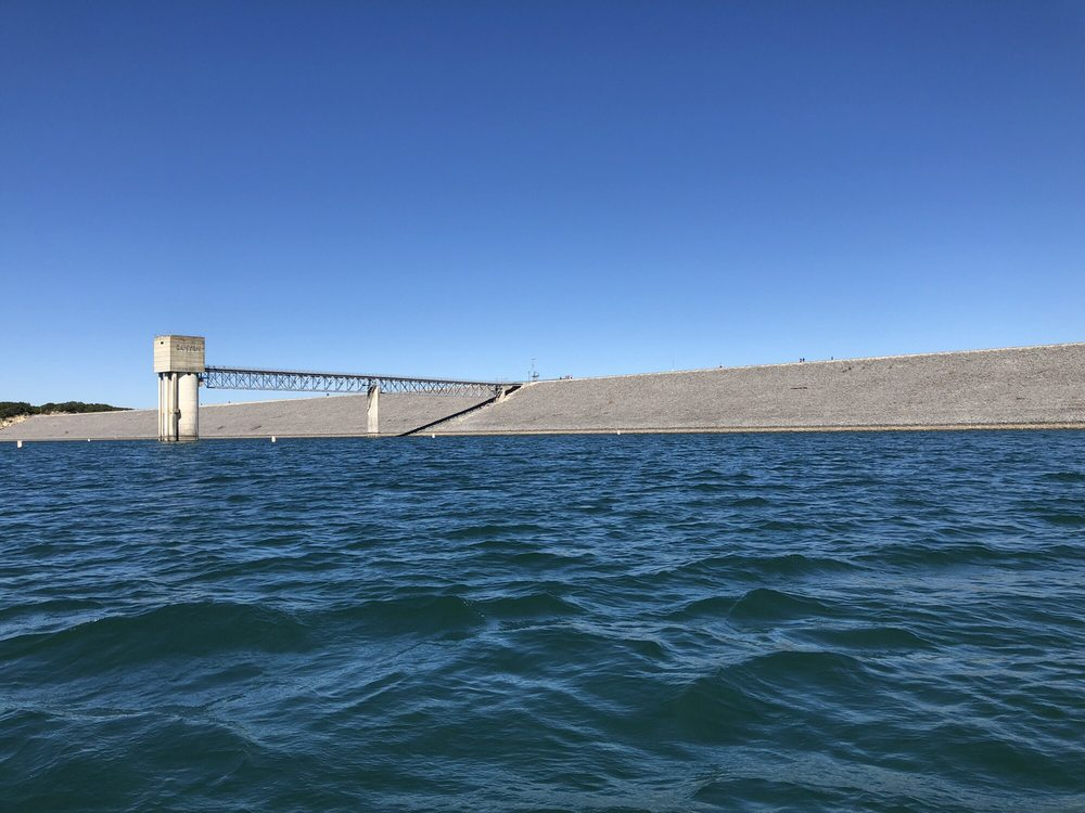 Overlook Park & Canyon Dam: Corps Of Engineers Rd, Canyon Lake, TX