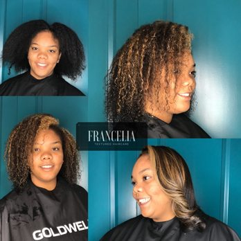 Partial Highlights On Natural Hair Yelp
