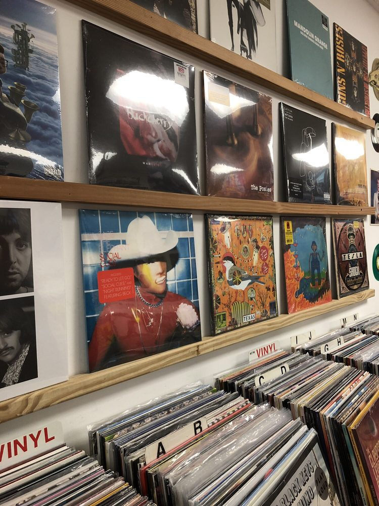 The Record Rack
