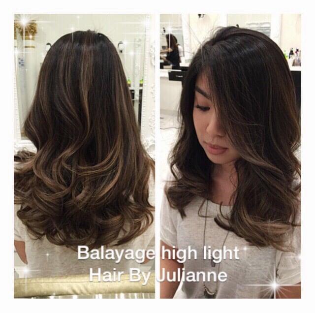 Haircut And Balayage High Light Honey Ash Blonde Hair Yelp
