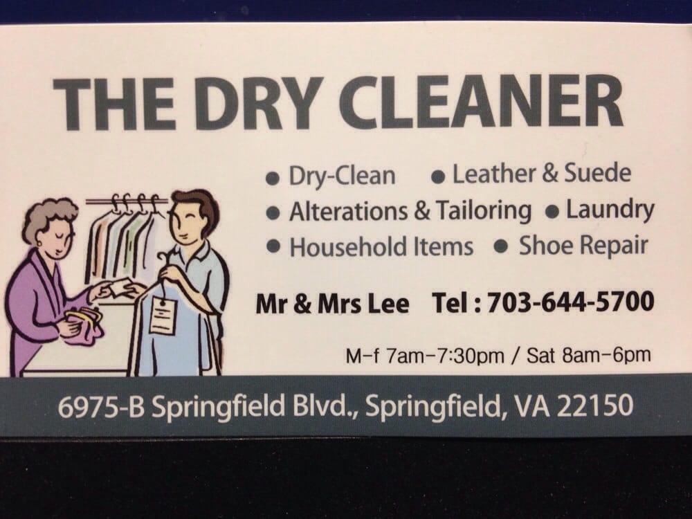 The Drycleaners - 67 Reviews - Sewing & Alterations - 6975 ...