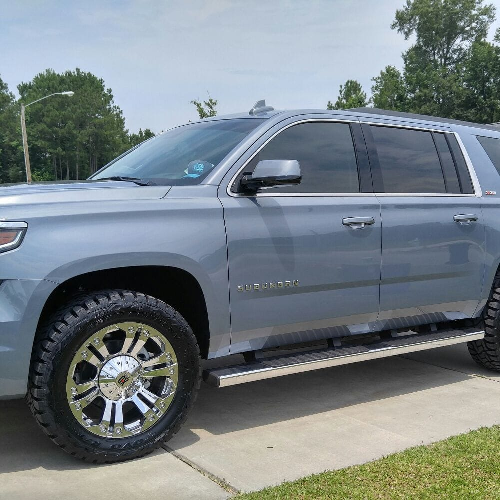 2016 Chevy Suburban With 35 Front And 20 Back Yelp