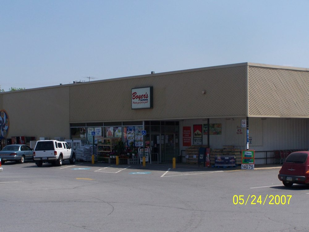 Boyer's Food Markets: 7166 Bernville Rd, Bernville, PA