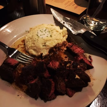 Photo Of Longhorn Steakhouse Lubbock Tx United States Flo S Filet Cooked Medium